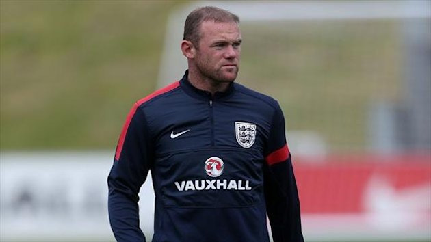 Wayne Rooney has been troubled by a hamstring injury