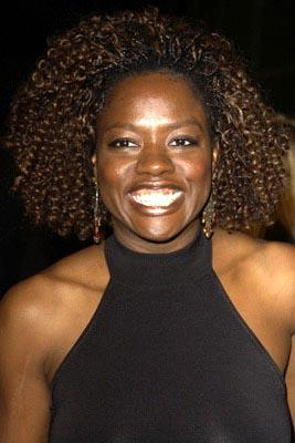 Premiere: Viola Davis at the Hollywood premiere of 20th Century Fox's Solaris - 11/19/2002