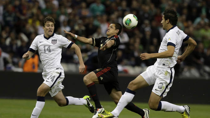 US-Mexico tie draws big TV audience for soccer