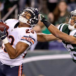 Chicago Bears cornerback Kyle Fuller's hot start to rookie year