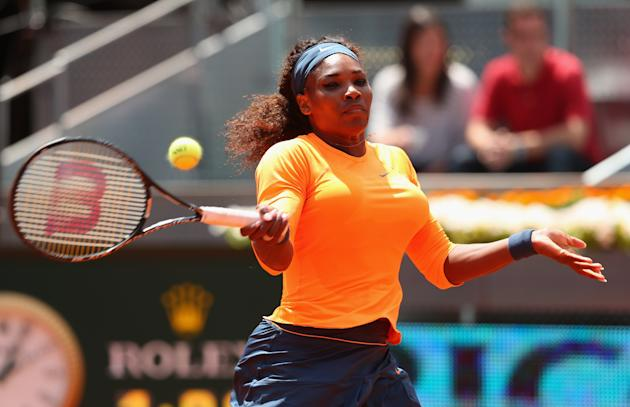 Mutua Madrid Open - Day Two
