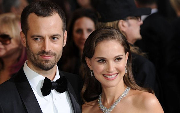 Natalie Portman et Benjamin Millepied officiellement maris