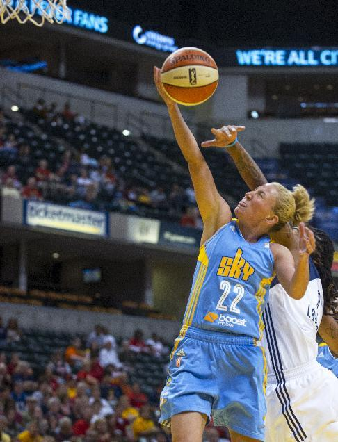 Fever sweep Sky to move on to Eastern final