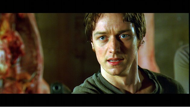 Universal Pictures Wanted 2008 James McAvoy