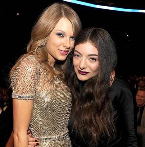 "Lorde Talks Friend Taylor Swift: ""Is There Something Wrong With Lesbians?"""