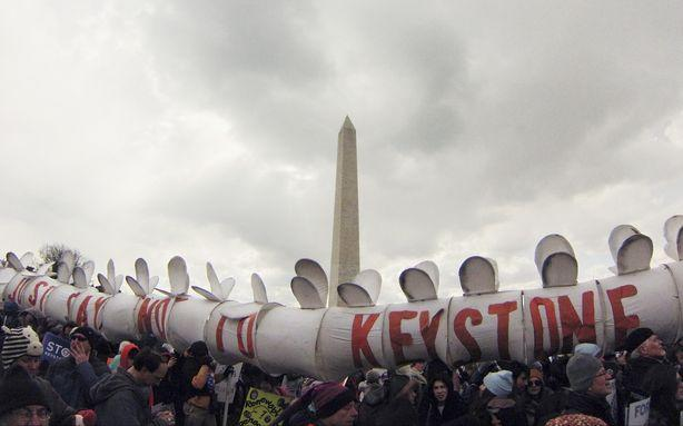U.S. Rules Climate Change Won't Be a Threat to the Keystone Pipeline  — and Vice Versa