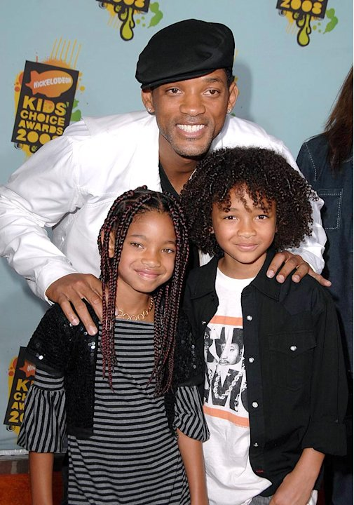 Smith Will Willow Jaden KC Aw