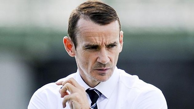Danny Lennon believes he can turn things around at St Mirren