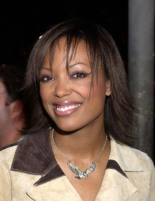 Premiere: Aisha Tyler at the Westwood premiere of 13 Ghosts - 10/23/2001