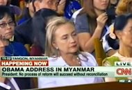 Hilary Clinton | Photo Credits: CNN