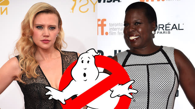 Everything You Need to Know About New 'Ghostbusters' Kate McKinnon and Leslie Jones