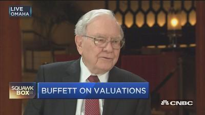 Buffett: Stocks vs bonds & dividends vs buybacks