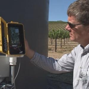 Monitoring System Alerts Well Owners Of Drops In Water Table