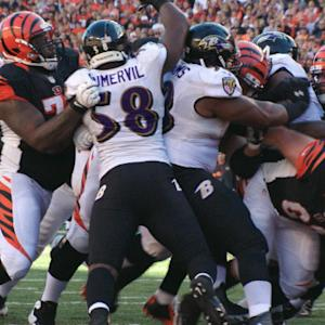 'Inside the NFL': Baltimore Ravens vs. Cincinnati Bengals highlights