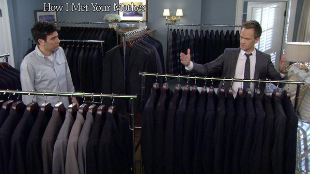 How I Met Your Mother - Suit Up