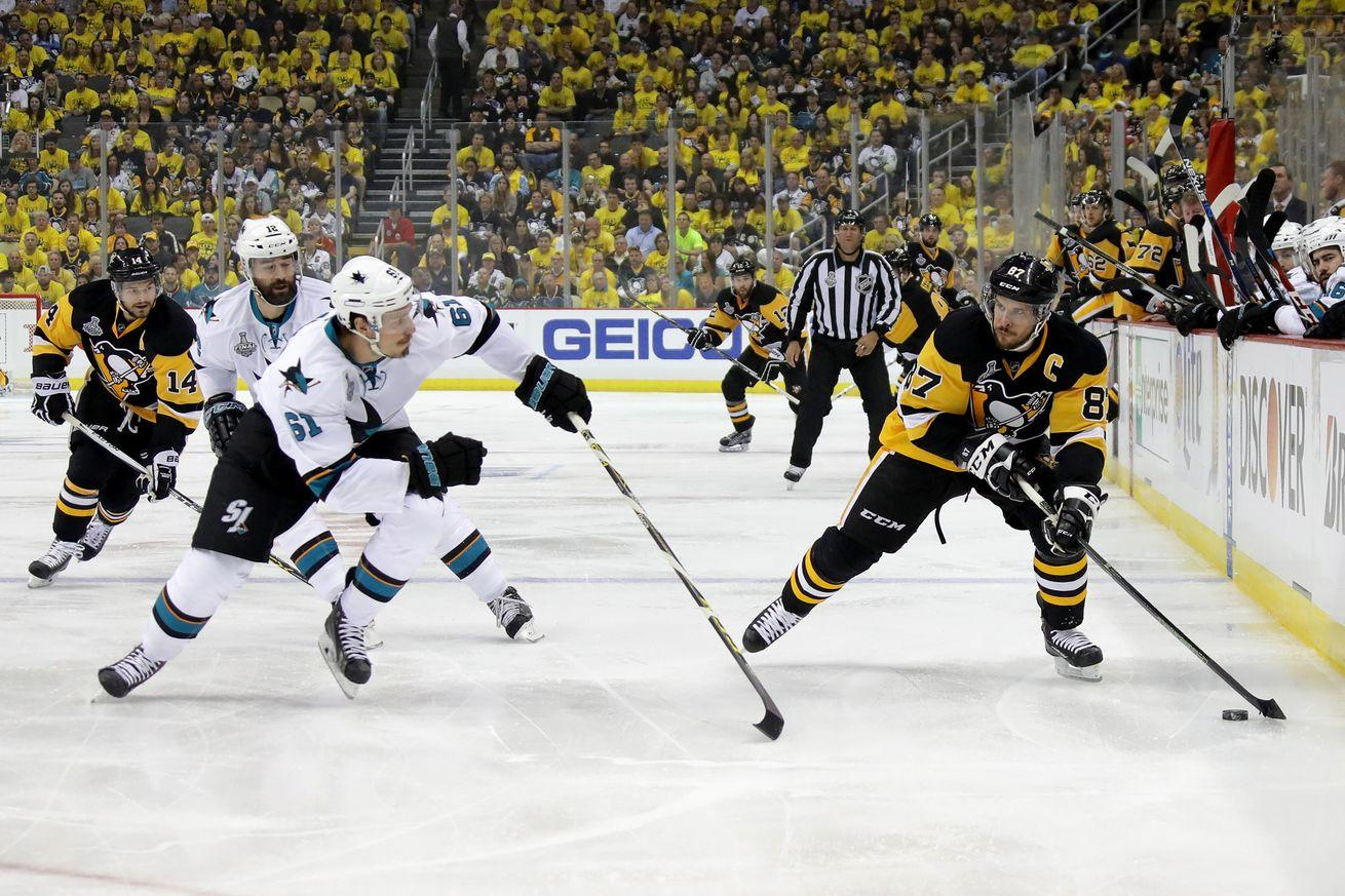 Stanley Cup Final: Penguins host Sharks in highly-anticipated Game 1