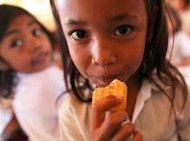 Business Hotels in Kuala Lumpur support world hunger through their 'Spirit to Serve the Hungry' campaign.