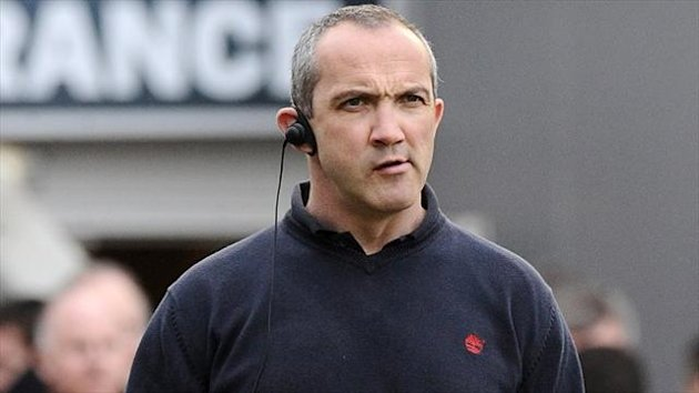 Conor O'Shea paid tribute to Leicester after their victory