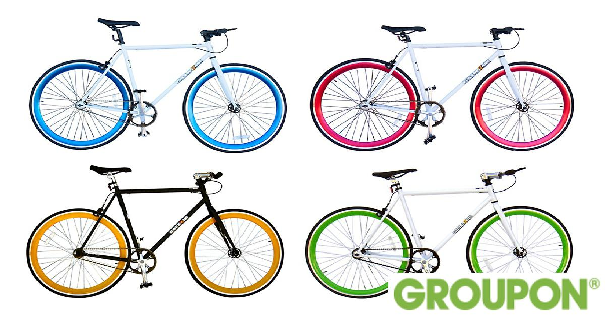 43% Off on Fixed Gear/Freewheel Bikes