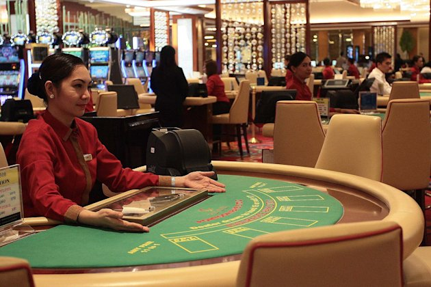 Casino jobs in the philippines how do you play casino poker