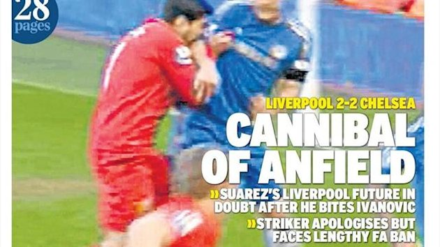 Daily Telegraph Sport - April 22, 2013