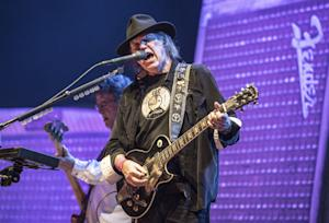 Interlocken Festival Unites Neil Young, Furthur and Widespread Panic