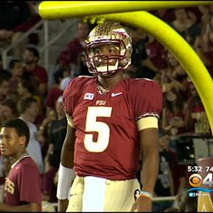 FSU Quarterback Will Not Be Charged With A Crime