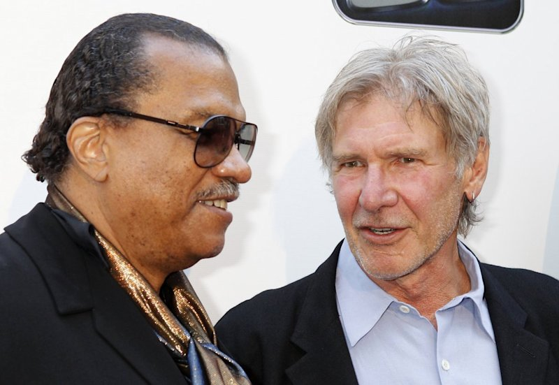 harrison ford billy dee williams