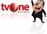 Logo TV One (ilustrasi)