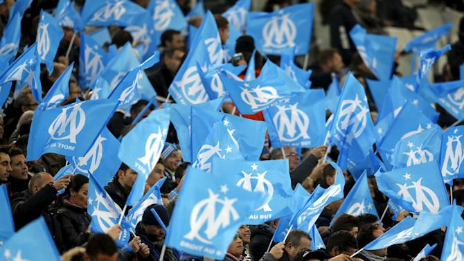 Olympique Marseille v Monaco - French Ligue 1 - Velodrome stadium