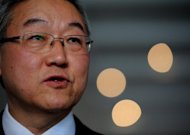 A South Korean rights group said on Monday it would ask the United Nations to investigate the alleged torture of a Seoul activist detained in China after helping North Korean refugees there. Foreign Minister Kim Sung-Hwan (pictured) said last week he would press China to conduct a thorough investigation into the claim