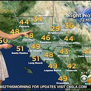 Evelyn Taft's Weather Forecast (March 4)