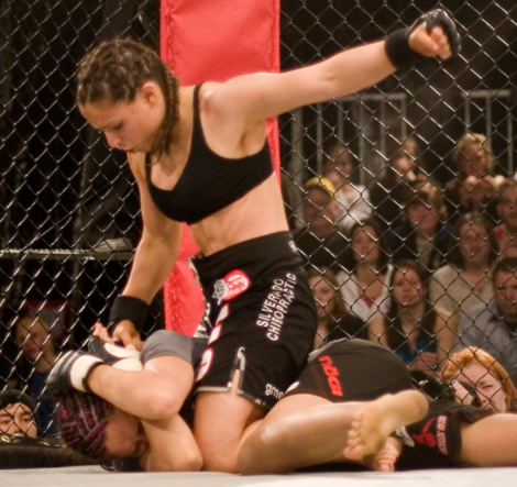 Women's MMA is on the rise