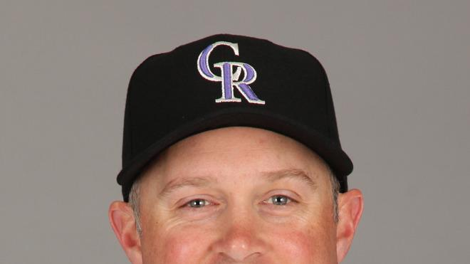 Michael Cuddyer Baseball Headshot Photo