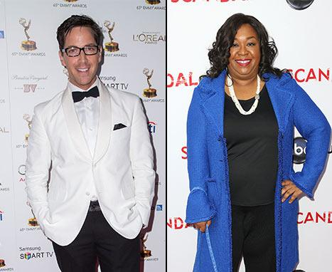 Scandal Star Dan Bucatinsky Reveals Name of Shonda Rhimes' Third Baby Girl!