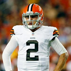Rapoport: Cleveland Browns quarterback Johnny Manziel has struggled with NFL transition