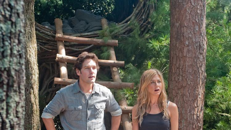 Wanderlust universal Pictures 2011 Paul Rudd Jennifer Aniston