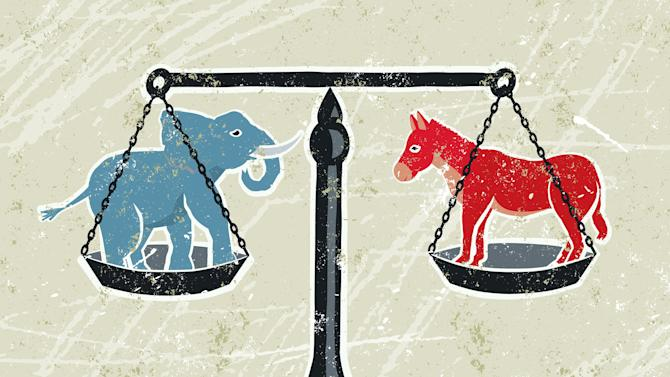 Enthusiasm Gap Gives the GOP 'Midterm Momentum'