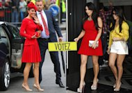 Match mode Alexander McQueen : Kate Middleton ou Kim Kardashian ?