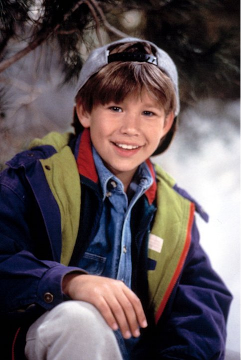 Jonathan Taylor Thomas stars as Randy Taylor in &quot;Home Improvement.&quot; 