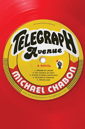 "This book cover image released by Harper shows ""Telegraph Avenue,"" a novel by Michael Chabon. (AP Photo/Harper)"
