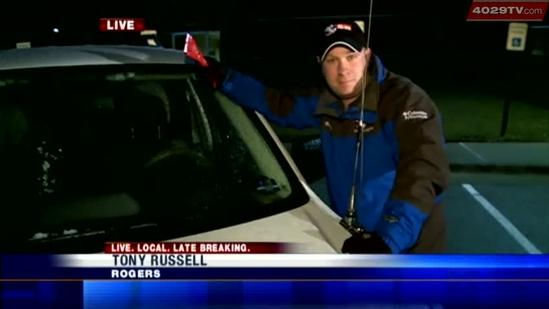 Another round of winter weather hits our area