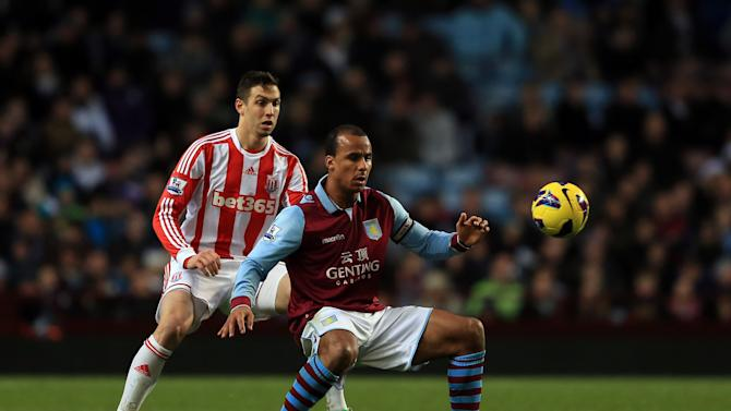 Aston Villa v Stoke City - Premier League