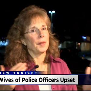 Auburn Police Officers Wives Take To Streets To Support Husbands They Say Need Backup