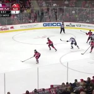 Avalanche at Devils / Game Highlights