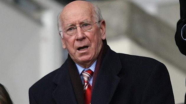 Sir Bobby Charlton, pictured, was one of the four men who appointed Sir Alex Ferguson in 1986