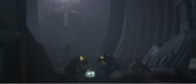 Prometheus Stills 2012 20th Century Fox noomi Rapace Kate Dickie