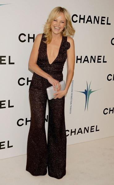 Malin Akerman in Chanel