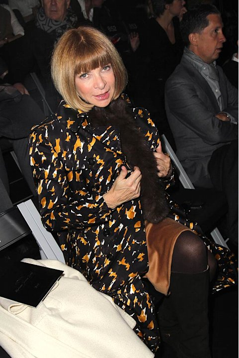 Anna Wintour Paris Week