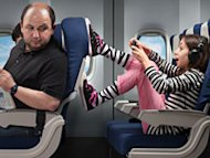 So far no U.S. airlines enforce children-only seating sections.